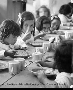 Comedor infantil