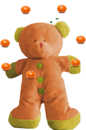 oso-mandarina